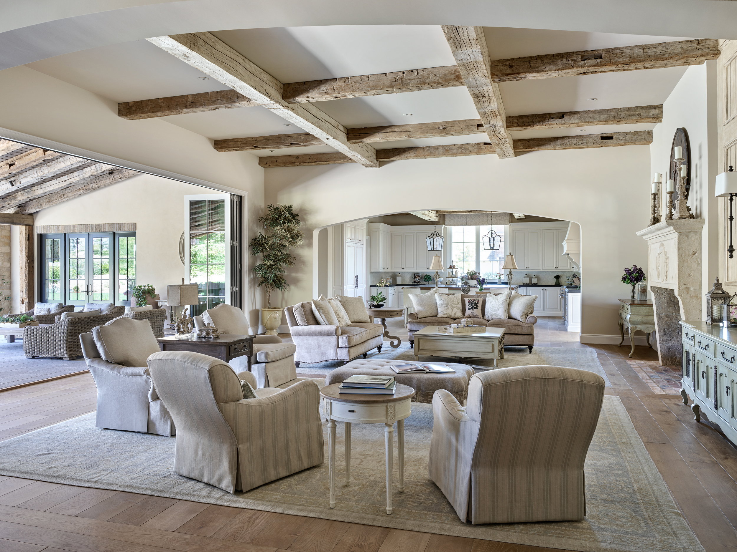 French Country Decesare Design Group